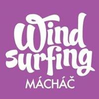 Windsurfing Mácháč