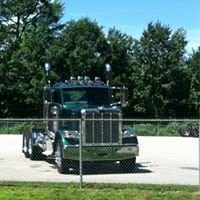 New Hampshire Peterbilt