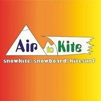 École Air to Kite Snowkite