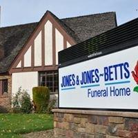 Jones & Jones Betts Funeral Home