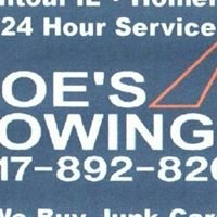 Joe's Towing and Recovery, Inc
