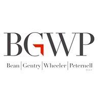 Bean, Gentry, Wheeler & Peternell, PLLC