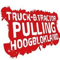 Tractorpulling Hoogblokland