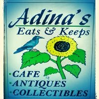 Adina's eats and keeps