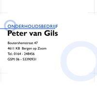 Onderhoudsbedrijf Peter van Gils