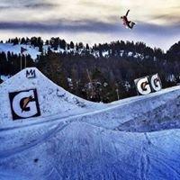 Glen Eden Ski Hill