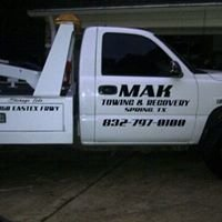 MAK Towing and Recovery