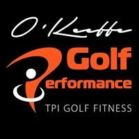 O'Keeffe Golf Performance