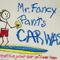 Mr. Fancy Pants' Carwash