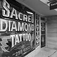 Sacred Diamond Tattoo