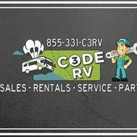 Code 3 RV Rentals - Sales - Service