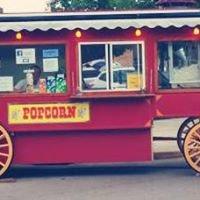 Red Wagon Popcorn