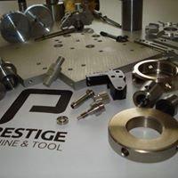 Prestige Machine & Tool / Way Cover