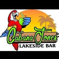 Cabana Jones' Lakeside Bar and Grill
