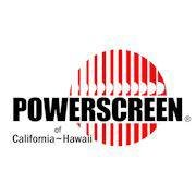 Powerscreen of California & Hawaii