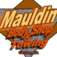 Mauldin Body Shop & Towing
