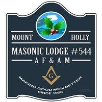 Mount Holly Masonic Lodge #544 AF&AM