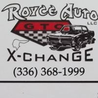 Royce Auto X-Change