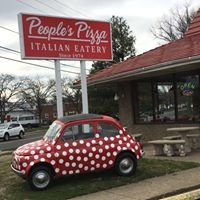 People's Pizza Cherry Hill