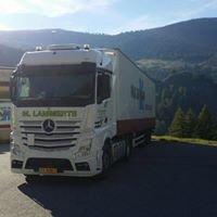 M.Lammerts Internationaal Transport