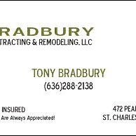Bradbury Contracting and Remodeling LLC