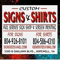 Signs & Shirts