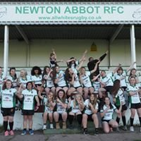 All Whites Girls' Rugby  at NARFC - Newton Abbot