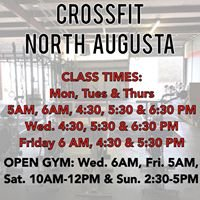 CrossFit North Augusta