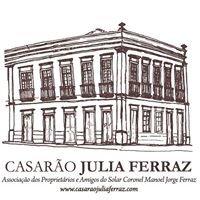 Casarão Julia Ferraz