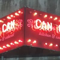 Can Can Caberet and Kitchen