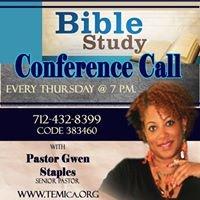 Pastor Gwen Cali