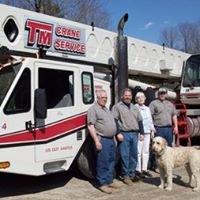 TM Crane Service