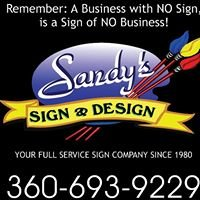 Sandy's Sign & Design