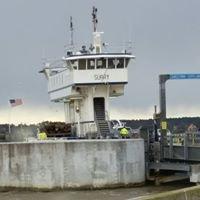 Jamestown-Scotland Ferry Terminal