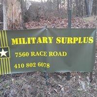 Randy's Army Navy Military Surplus Gear