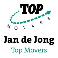 Jan de Jong Top Movers
