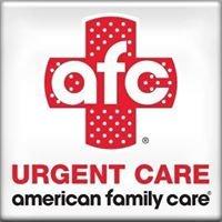 AFC Urgent Care South Plainfield