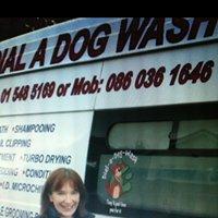 Dial A Dog Wash Dunlaoghaire Rathdown