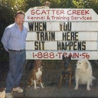 Scatter Creek Kennels & Training Services