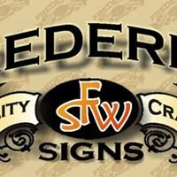 Frederick, Sommers, & Western Sign Company