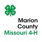 Marion County Missouri 4-H
