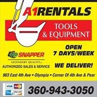 A-1 Rentals - Equipment & Tools