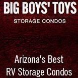 Big Boys Toys' Storage Condos