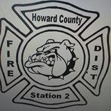 Howard County Station 2 Fire
