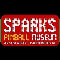 Sparks Pinball Museum - Arcade & Bar
