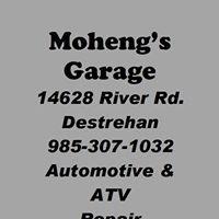 Moheng's Garage