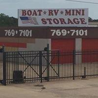 B&B Mini Storage-Boat & RV