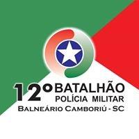 12º Batalhão de Polícia Militar - Balneário Camboriú