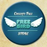 Loja Vegana Free Bird