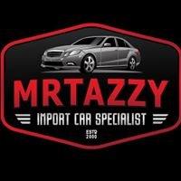 Mrtazzy Import Car Specialist